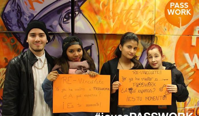El projecte 'Passwork' en l'edició 2018-2019 oferirà formació i orientació a 270 joves