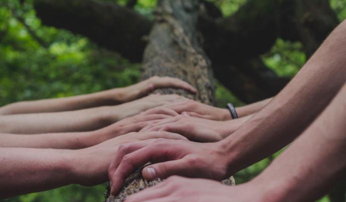 Acollir voluntariat Internacional també requereix disposar d'una organització oberta  a l'entorn. Font: Cos Europeu de Solidaritat