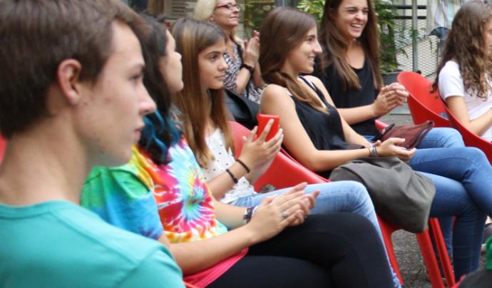 La convocatòria va adreçada a entitats juvenils Font: JovEmprèn
