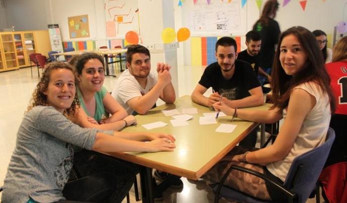 Joves que participen al programa Font: Fundació Marianao