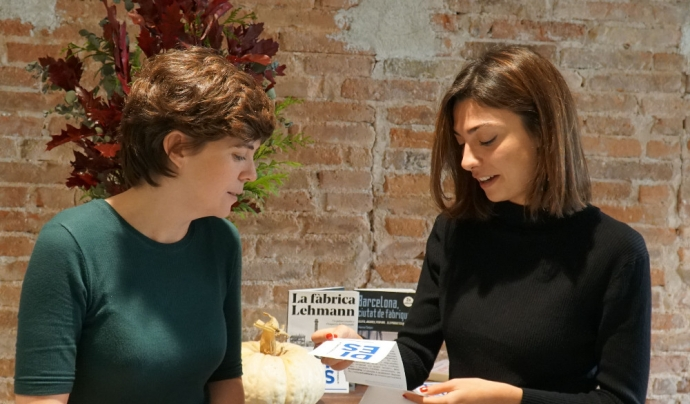 Júlia Alsina i Nadia Rodríguez