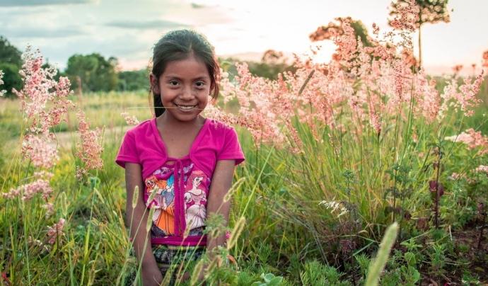 Cada any, 12 milions de nenes són casades abans de complir els 18 anys. Font: Julio López/ FyA Guatemala. Font: Font: Julio López/ FyA Guatemala.