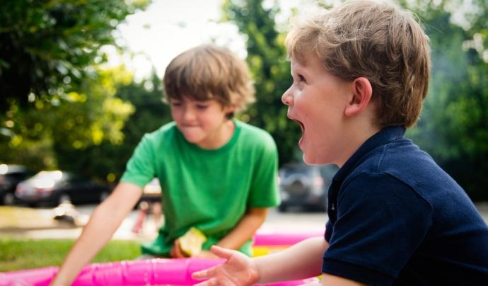 Enguany s'ha fomentat el treball emocional amb l'infant i les activitats a la natura. Font: Unsplash. Font: Font: Unsplash.