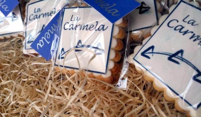 Carmela. Fundació Els Tres Turons