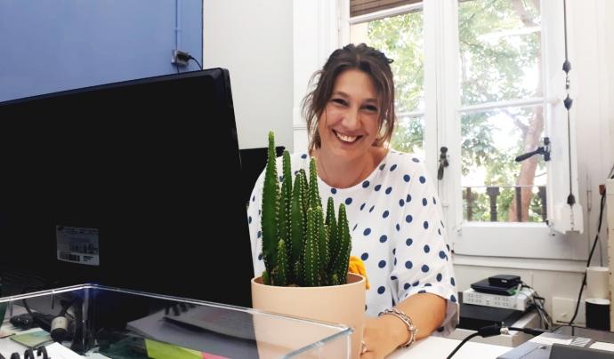 Lara Bogni és la responsable d'aliances estratègiques del Centre Assís. Font: Centre Assís