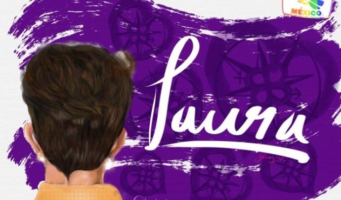 Laura Inter, activista intersexual, fundadora i coordinadora de l'organització Brújula Intersexual a Mèxic. Font: Laura Inter