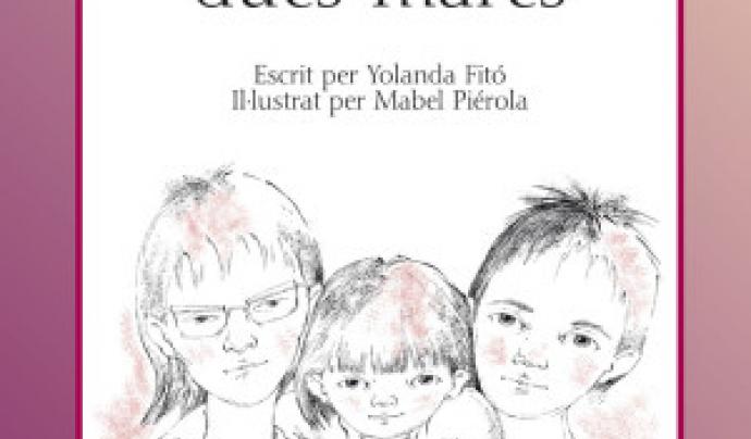 'La Laura té dues mares' és un dels llibres de lectura LGBTI.