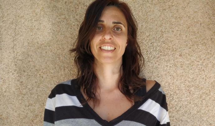 """La Laura considera que treballar en xarxa és """"molt senzill i gratificant"""". Font: Sense Embuts"""
