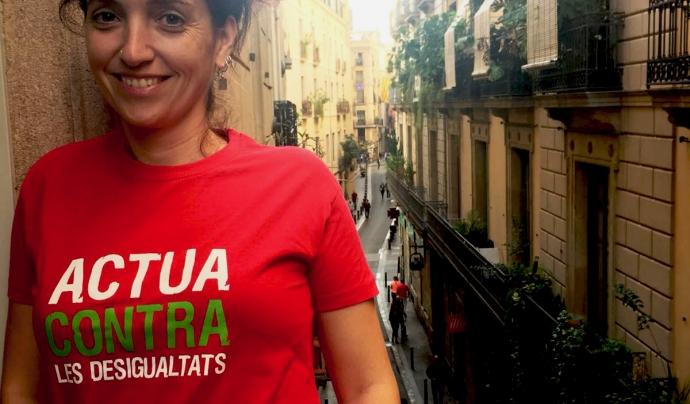 Laura Cardús, tècnica de projectes de mentoria i de voluntariat