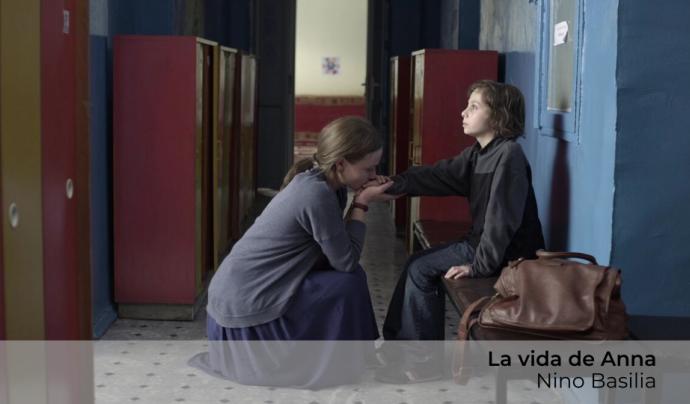 La vida de Anna, és un llargmetratge de Georgia. Font: Festival Inclús