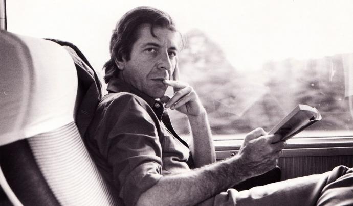 Leonard Cohen Font: Leonard Cohen