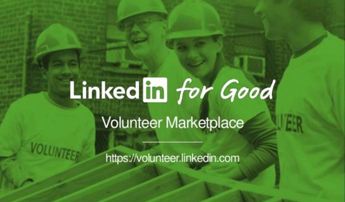 Linkedin és una xarxa social que també pot encaixar per una entitat sense ànim de lucre.