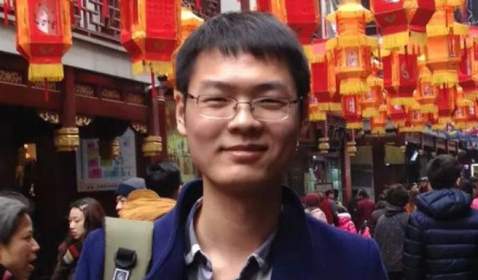 Liu Feiyue, ciberactivista condemnat per Xina Font: researchgate.com
