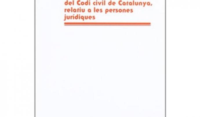 Llibre Tercer Codi Civil de Catalunya