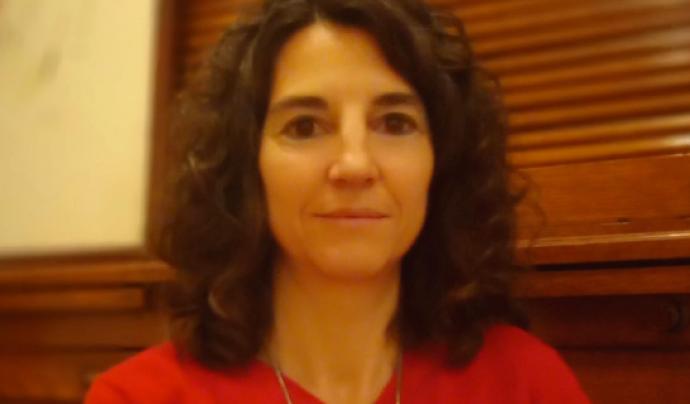 Meritxell Vegué, directora tècnica de l'Associació Lligam. Font: Associació Lligam