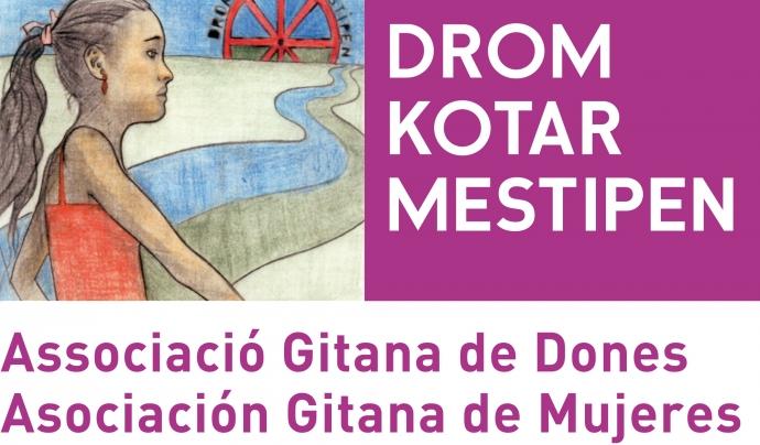 El logotip de l'associació Drom Kotar Mestipen Font: Drom Kotar Mestipen