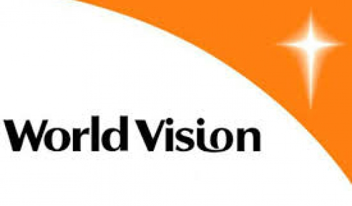 Logotip de l'organització. Font: Worldvision