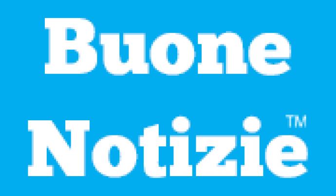 Logo del suplement. Font: Buone Notizie