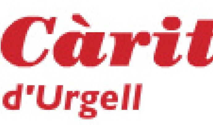 Logotip de Càritas d'Urgell