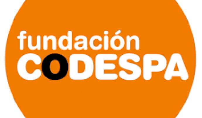 Logotip de la Fundació CODESPA