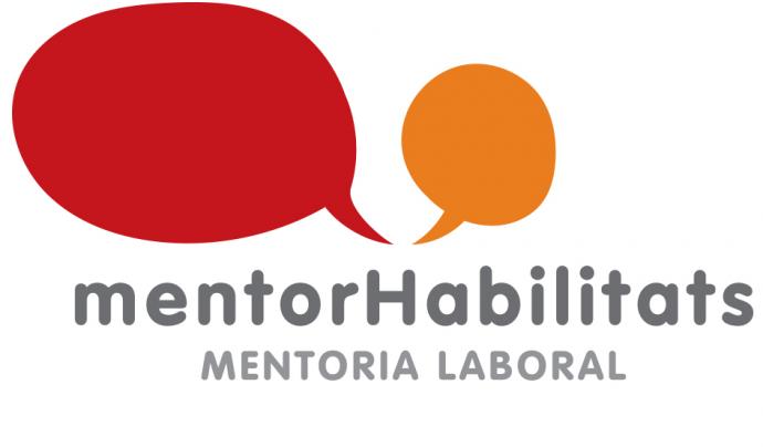 'MentorHabilitats' és un projecte de mentoria social per inserir joves en risc d'exclusió social dins del mercat laboral. Font: Coordinadora de Mentoria Social