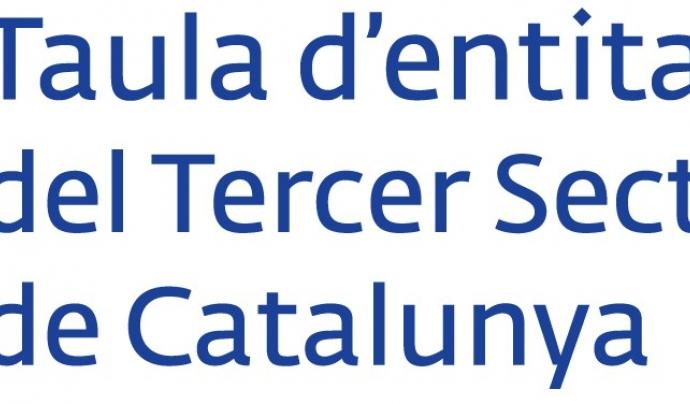 Logotip de la Taula del Tercer Sector. Font: Taula del Tercer Sector