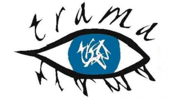 Logotip d'aquesta coordinadora Font: Trama