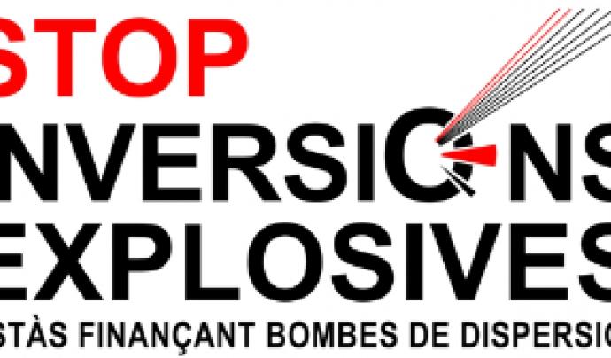 Logotip de Stop Inversions Explosives