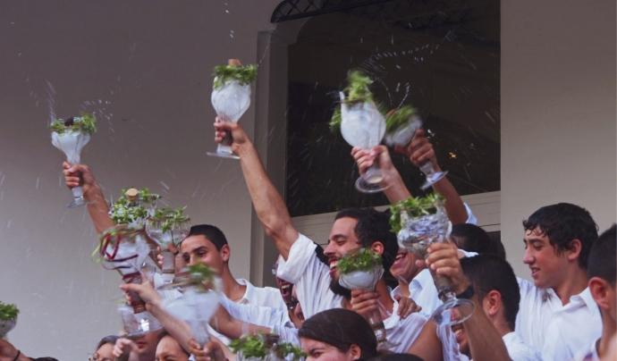 Arenys de Mar celebra els dies 14, 15 i 16 d'agost la festa major petita de la ciutat en honor a Sant Roc Font: Patronat de Sant Roc