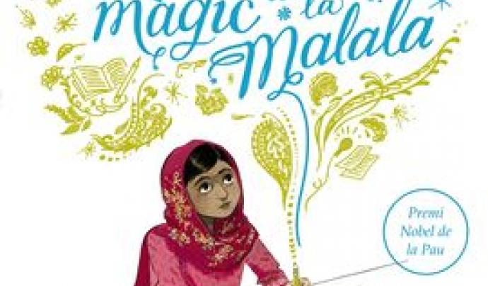 'El llapis màgic de la Malala'. Malala Yousafzai Font: Alianza editorial
