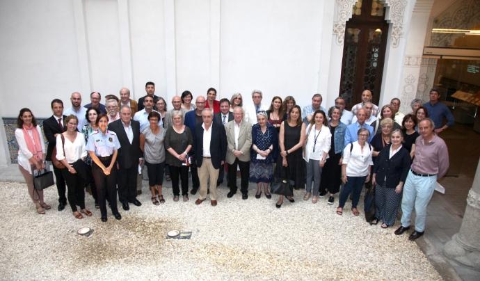 Més de quaranta entitats catalanes s'han adherit al manifest.