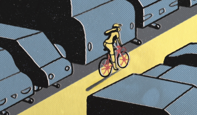 Diversos professionals de la il·lustració han donat suport a la campanya amb les seves peces. Font: Marc Torrent