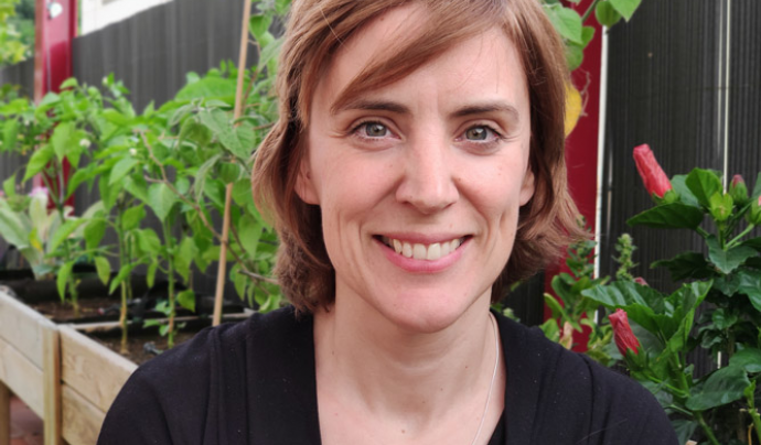 Maria de la Fuente Vázquez és especialista en teoria feminista i polítiques de gènere i treballa per a posar la perspectiva de gènere als fenòmens socials Font: Observatori iQ