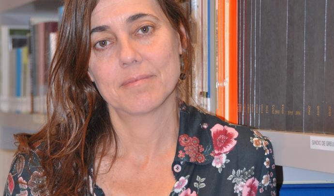 Maria Jesús Larios, adjunta als drets de la Infànci i l'Adolescència al Síndic de Greuges.  Font: Síndic de Greuges