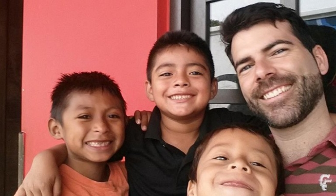 Mario Cuevas Font: ONG Voluntariado