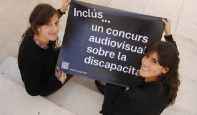 Adriana Pérez i Marta Muga, directores del Festival. Font: Salvando al Soldado Ryan