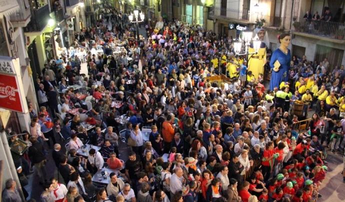 La Trobada d'Entitats té lloc el 5 d'octubre a El Progrés, a Martorell.