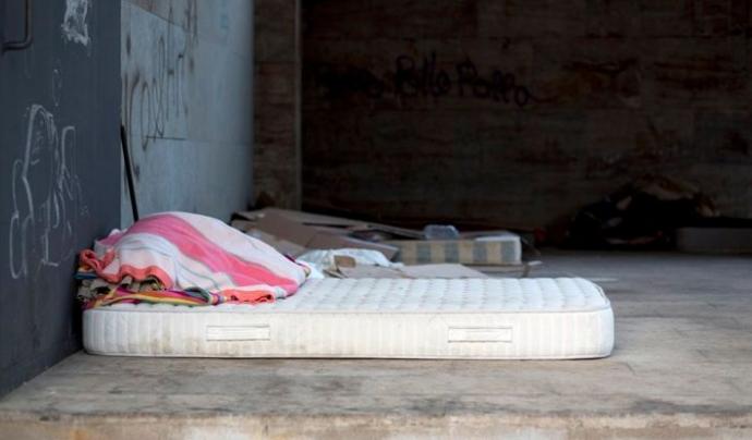 El sensellarisme és el problema més greu en relació a l'habitatge Font: Arrels Fundació