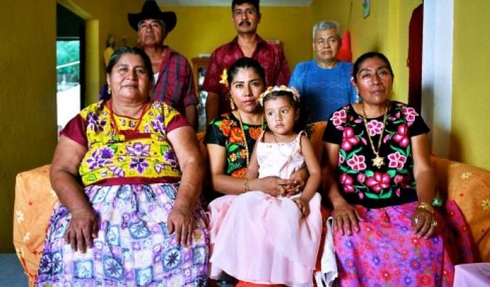 Societat matriarcal Juxitán, Mèxic (foto: Anna Boyé).