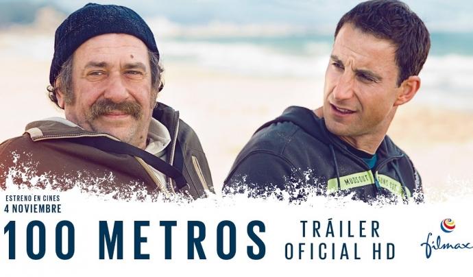La FEM organitza diverses sessions de cinema a la fresca amb la pel·lícula 100 metros Font: FEM