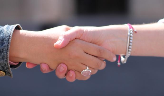La moderació, la negociació, la conciliació i l'arbitri formen part de la mediació Font: Generalitat de Catalunya