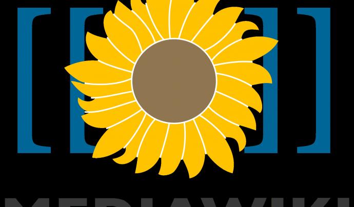 MediaWiki és una plataforma per a la gestió col·laborativa de las comunicacions Font: MediaWiki