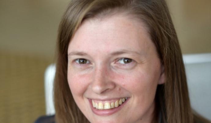 Megan Rossman, directora del documental 'The Archivettes'. Font: IdemTV