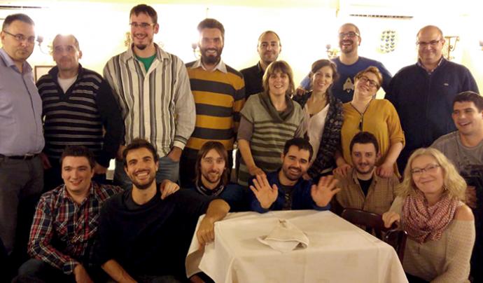 Softcatalà compta amb bon equip de voluntaris i voluntàries Font: Softcatalà