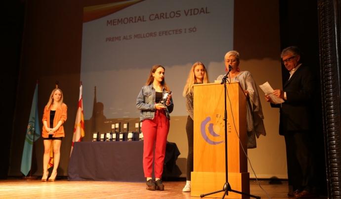 Imatge del Memorial Carlos Vidal