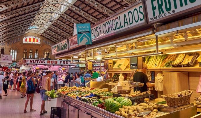 La nutricionista alerta que l'hàbit d'anar al mercat s'està perdent. Font: Unsplash. Font: Font: Unsplash.