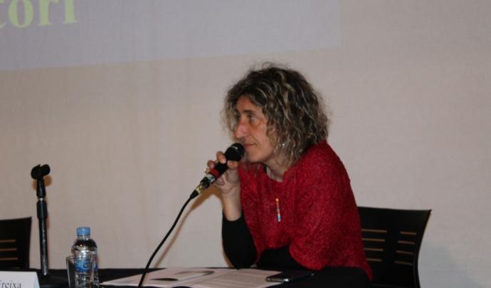 Maria Carme Freixa és la presidenta de l'Associació de Micropobles de Catalunya. Font: AMC. Font: AMC