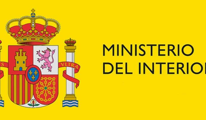 Logotip Imatge Ministeri de l'Interior