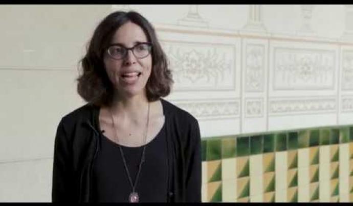 Mireia Roura és responsable d'operacions de eReuse. Font: eReuse.org