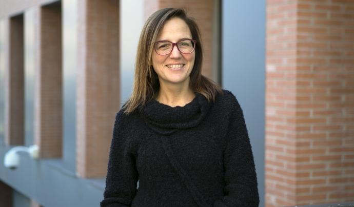Mireia Fernández-Ardèvol és investigadora de l'IN3 de la Universitat Oberta de Catalunya (UOC) i experta en comunicació mòbil i persones grans. Font: UOC